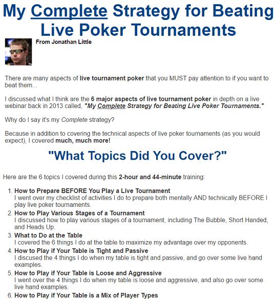 beating-live-poker-touraments