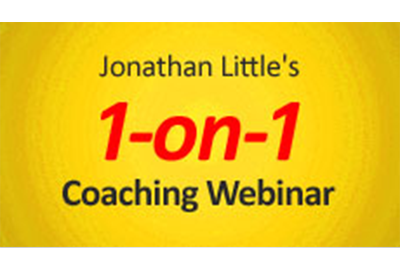 1-on-1 Coaching Webinar