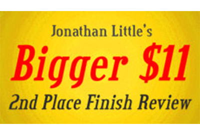 Jonathan Little's Bigger $11 Review