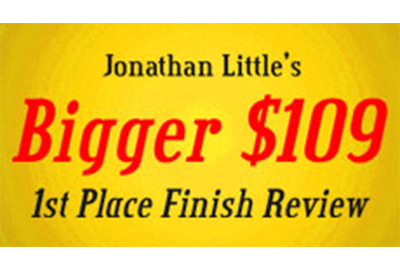 Jonathan Little's Bigger $109 Review