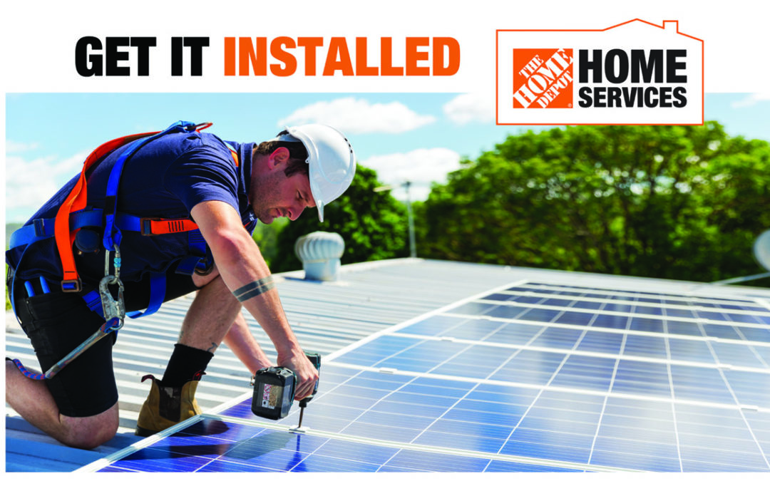 Polaron Joins Home Depot Local Pro Community as Exclusive Maritimes Solar Provider