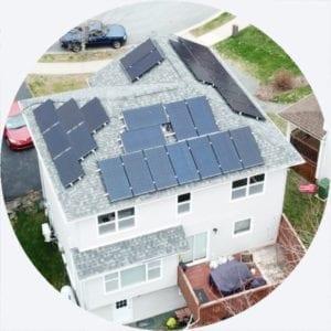 solar installer, Home