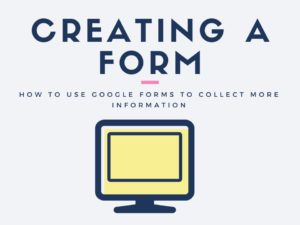 Create a form for your PopUp to help you collect money easier.