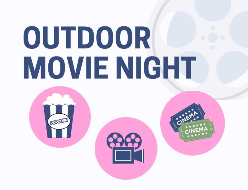 Outddoor Movie Night | PopUp Funds