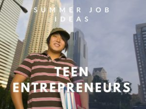 help your teen raise money