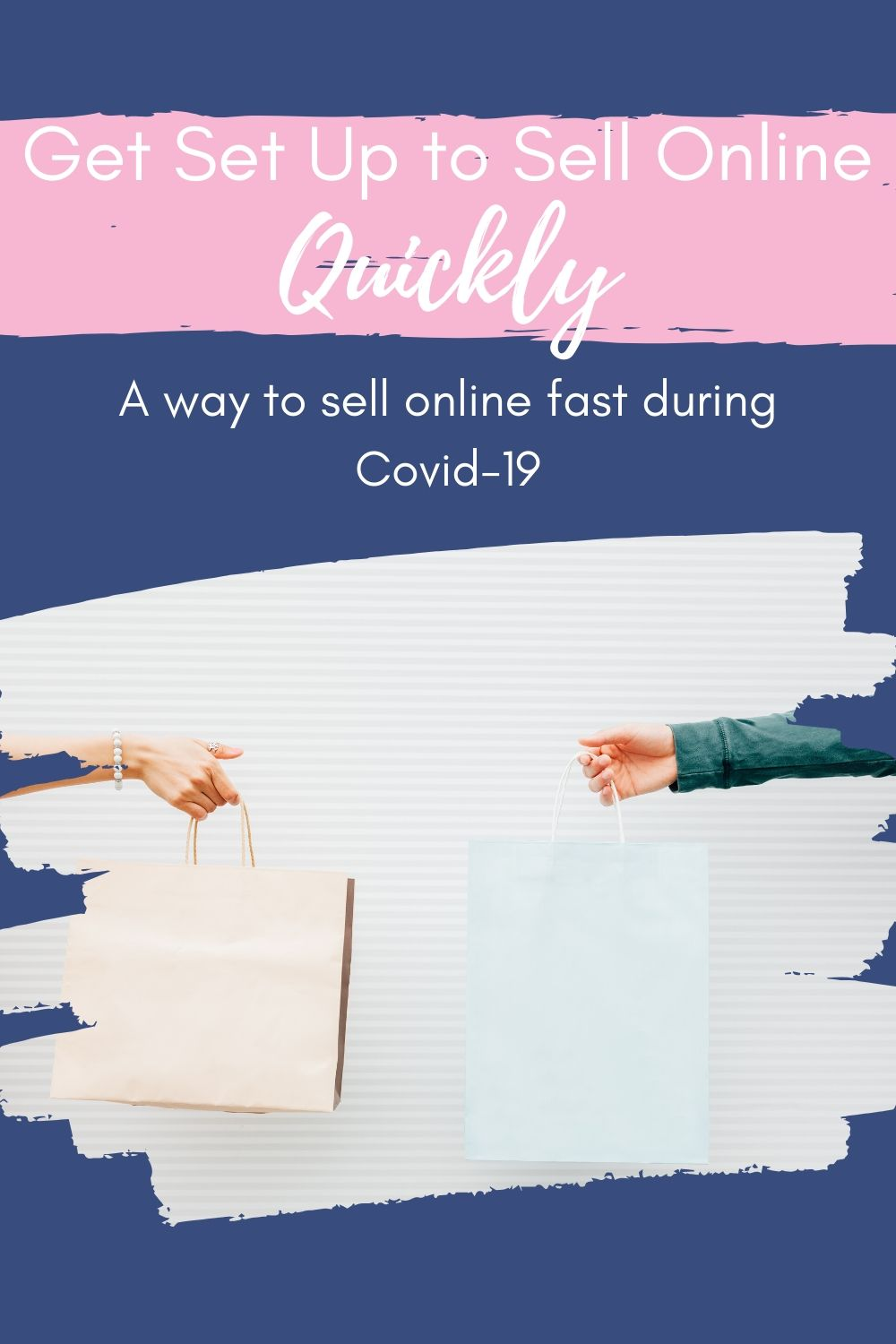 sell online quickly during covid-19