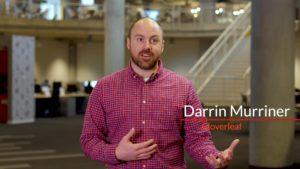 Darrin Murriner, CEO and co-founder of Cloverleaf