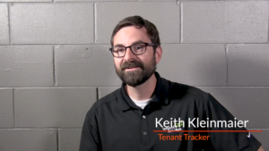 Keith Kleinmaier, CEO of Tenant Tracker