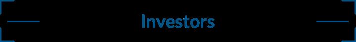 Investor subheader graphic