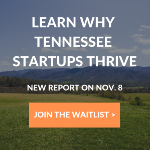 Learn Why Tennessee Startups Thrive graphic