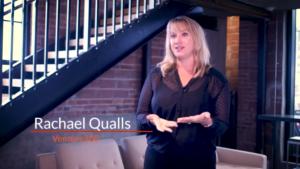 Rachael Qualls, CEO of Venture360