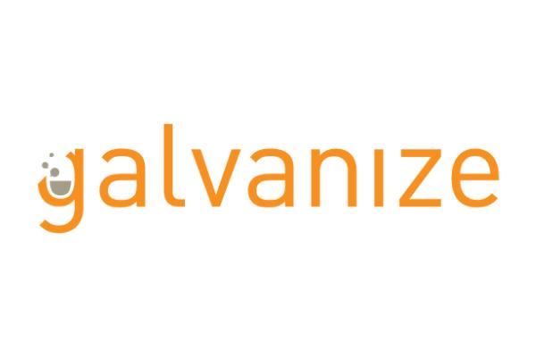 Image result for galvanize logo