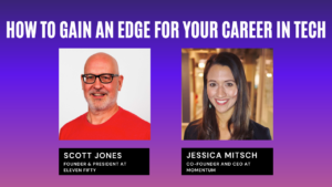Career Advice for Leveling Up in Tech