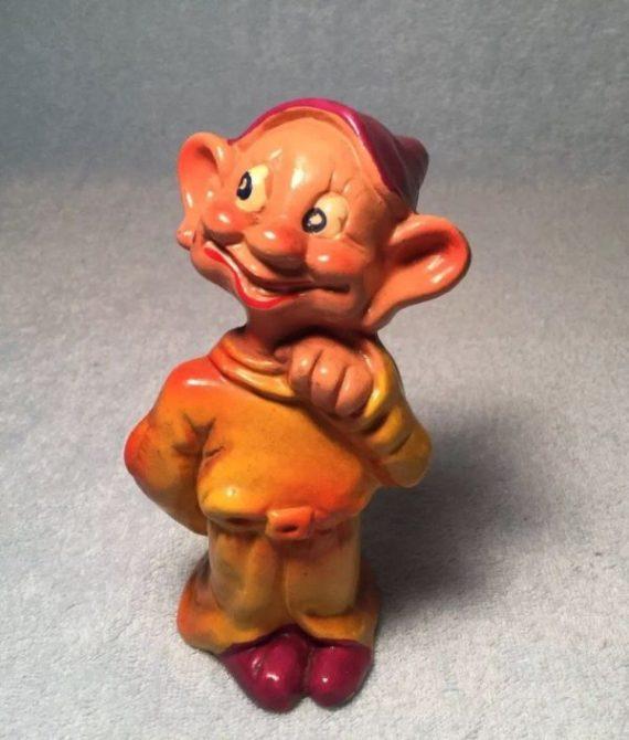 dopey-chalkware-vintage-1938-figurine-walt-disney-snow-white