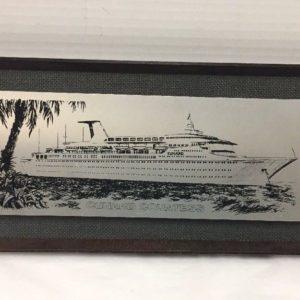 vintage-cunard-countess-ship-metal-art-handmade-in-cornwall-manuscript-limited