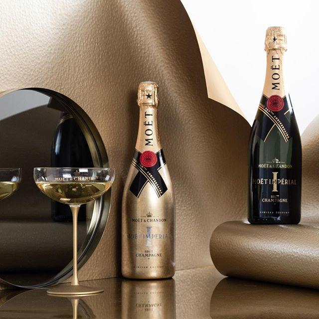 Luxury Champagne Class with Heather Howard of Moët Hennessy