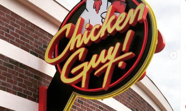 Chicken Guy (2020).