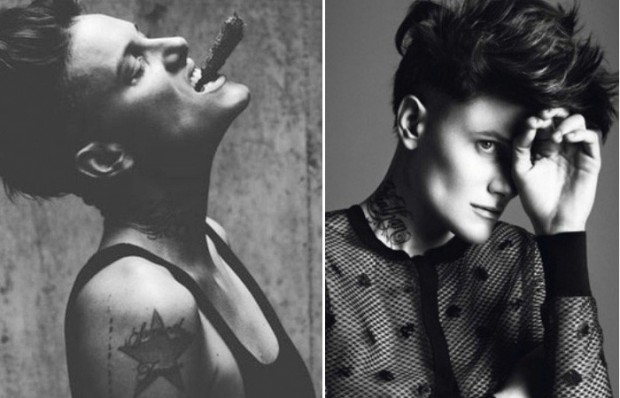 Casey Legler Model