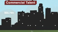 Commercial Talent Agency Hollywood