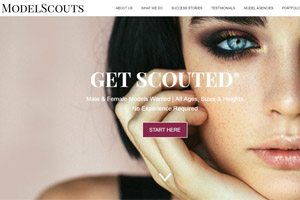 ModelScouts Launches Website 4.0