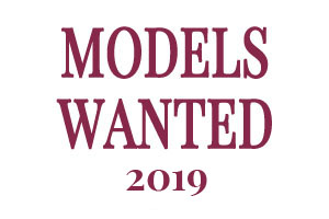 Models Wanted For Summer 2019