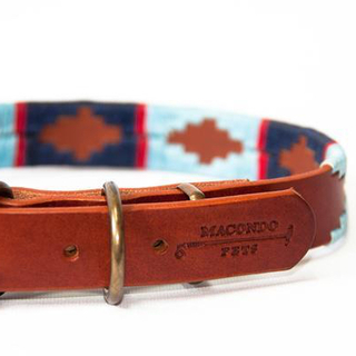 Macondo Leather Collar, Navegante