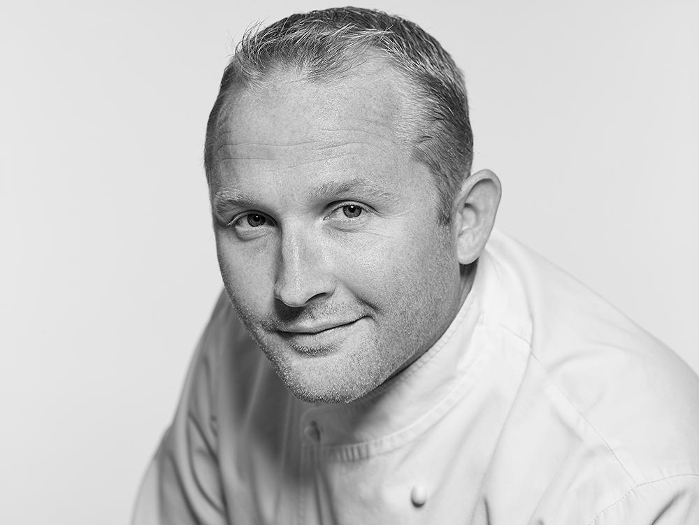 Chef Eric Aldis