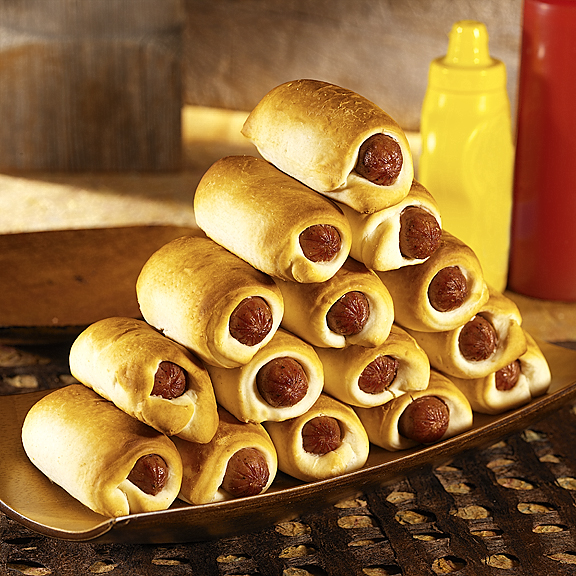 Chippery Pigs in a Blanket