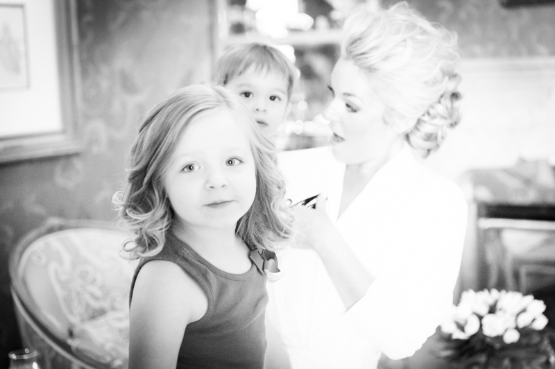 Wedding photographer Flower Girls