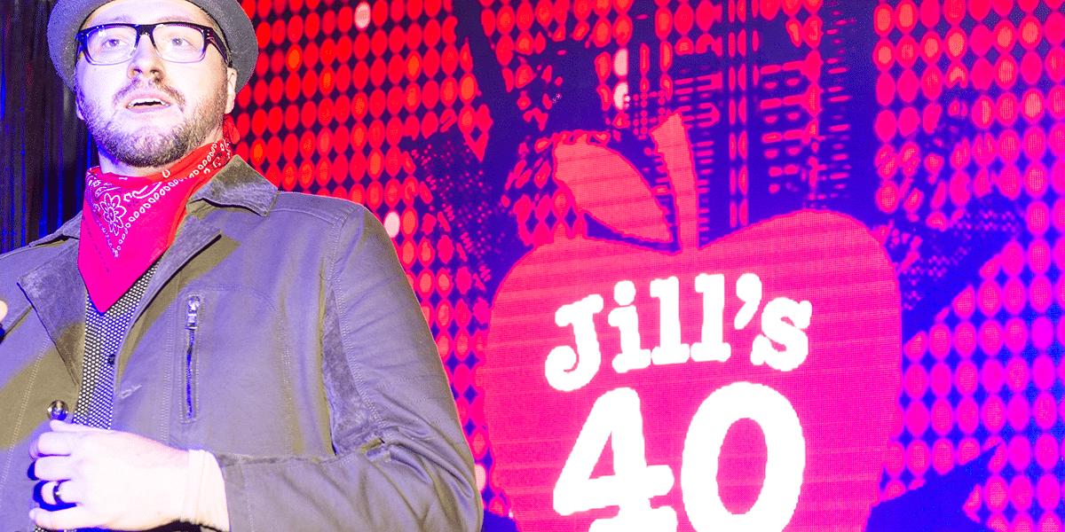 Jill's 40th Banner Image