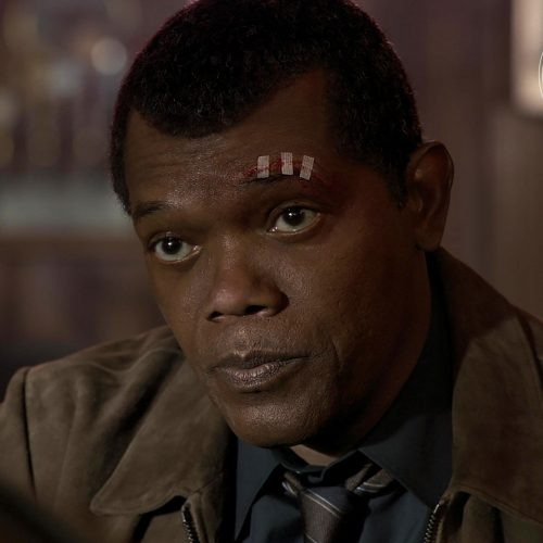Marvel Studios' CAPTAIN MARVELNick Fury (Samuel L. Jackson)
