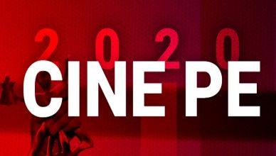 Logo do Cine PE 2020
