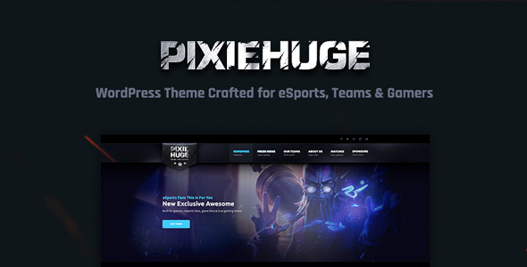 Best Gaming themes for WordPress