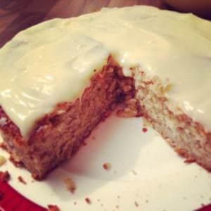Yummiest-Ever Banana Cake