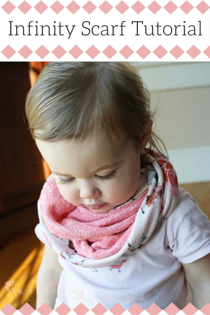 Whether you're about to head into the cooler months or the summer sun, at some point you will need a scarf; this FREE adults' and children's infinity scarf.