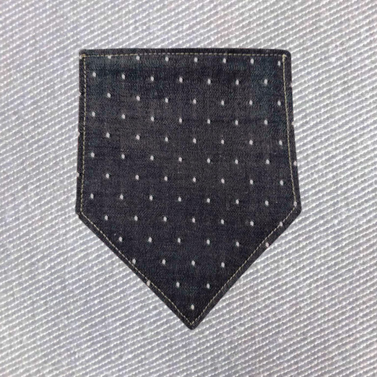 Play around with the various shapes, create new ones and add dimension and functionality to your garments with this Ultimate Patch Pocket Pattern!