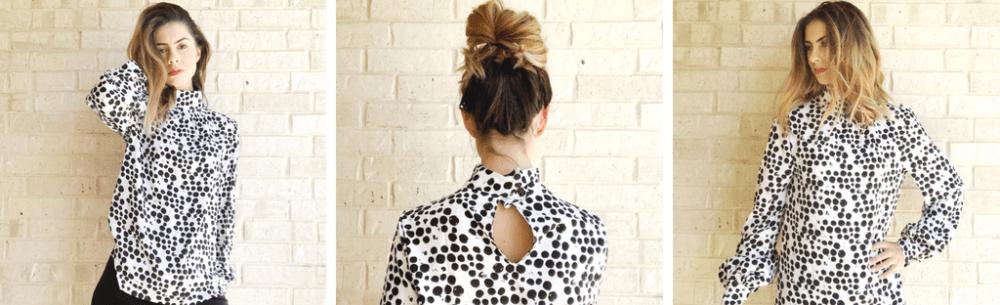 Blouse Sewing Pattern