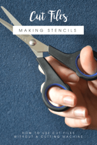 How to use cut files without a cutting machine