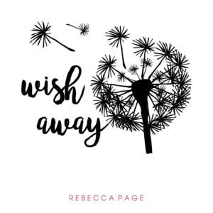 Cut File Wish Away