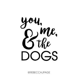 You, Me, & the Dogs cut file