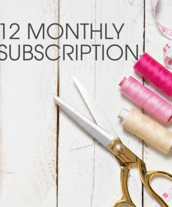 If you're looking for an annual pattern subscription, you've come to the right place! The Rebecca Page pattern subscription is bursting with value!