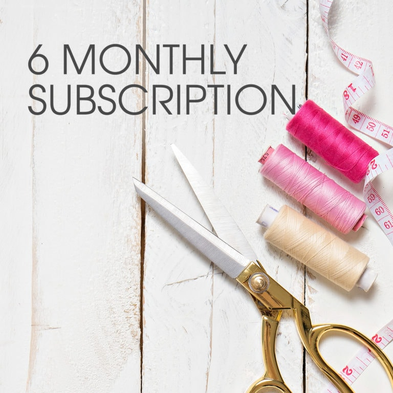 If you're looking for a bi-annual sewing subscription, you've come to the right place! The Rebecca Page pattern subscription is bursting with value!