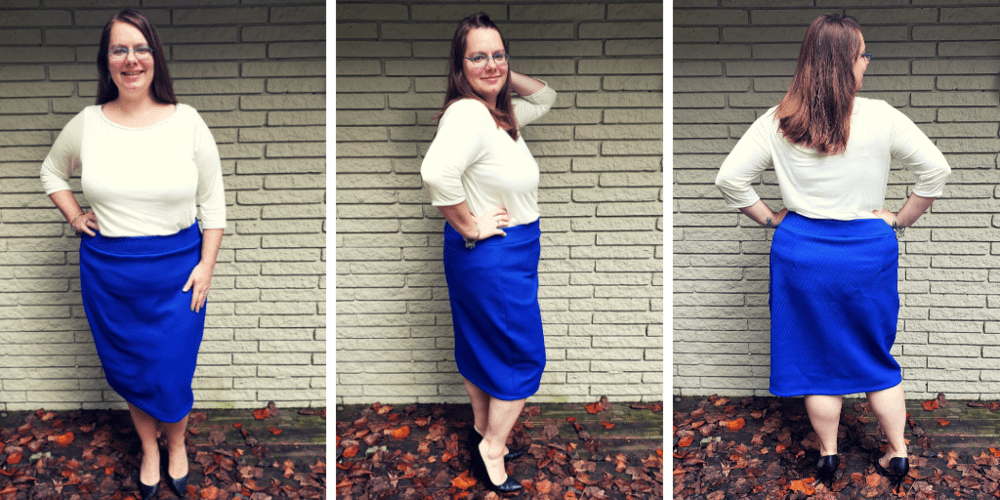 Calling all curvy ladies! Sewing for curves might be daunting, but if you take the time and follow all the fit tips, it is sew worth the effort in the end!