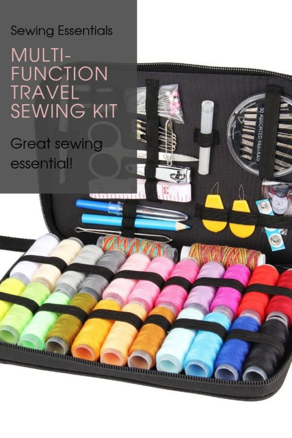 Multi-function Travel Sewing Kit