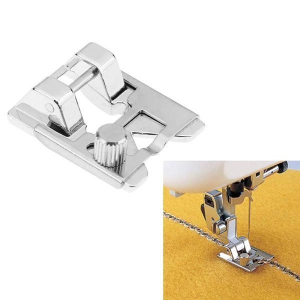 Multifunction Beading/Piecing/Lace/Elastic Presser Foot for Sewing Machines. A great sewing basic for any and every sewista.