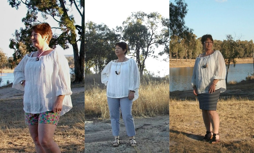 Day to Night Styling with Rebecca Page