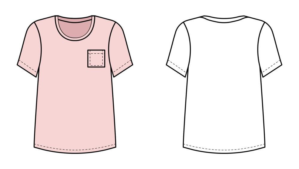 Free Tshirt Sewing Pattern