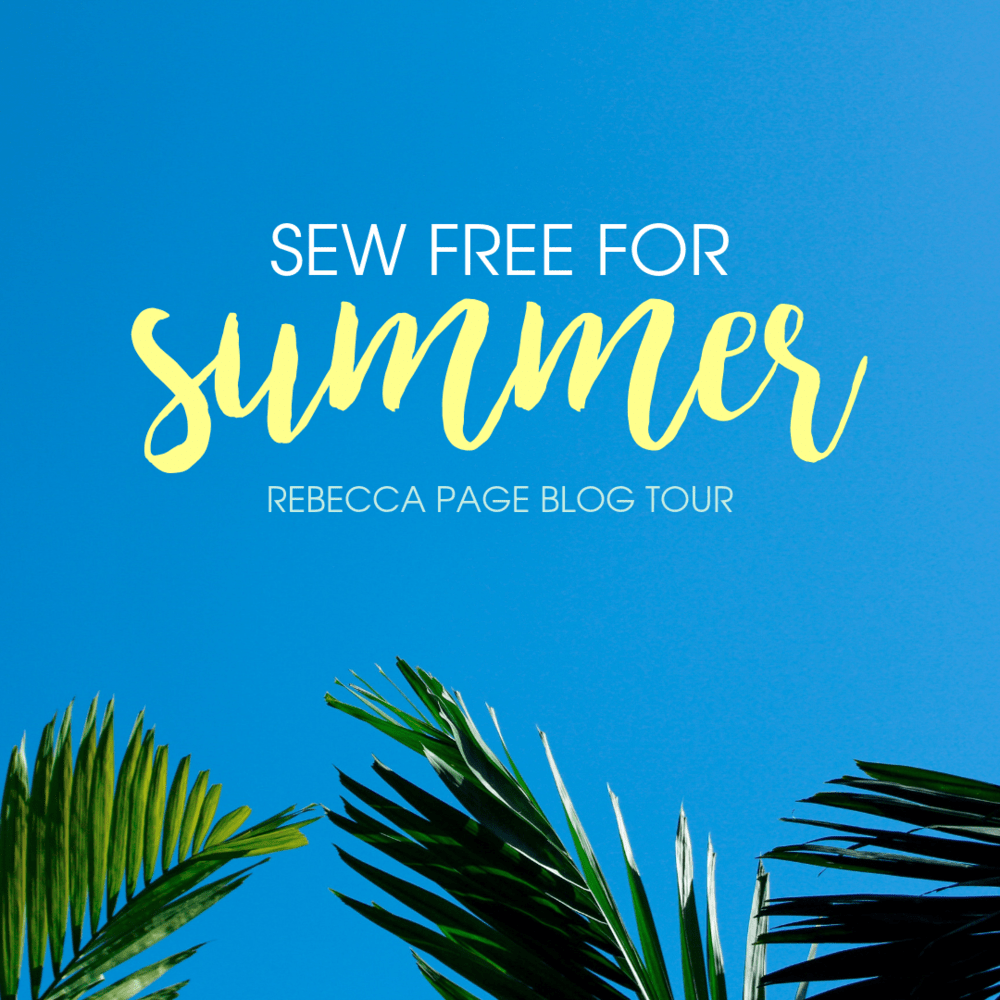 Free Sewing Patterns Blog Tour