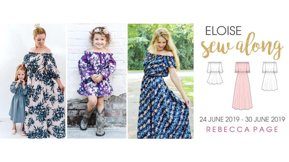 Eloise Sew Along