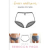 Comfy and quick-to-sew everyday undies, the Bianca ladies underwear sewing pattern is a wardrobe staple with full coverage and a slightly high-waisted fit.
